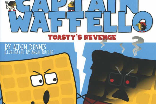 Read It: The Adventures of Captain Waffello