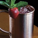 Drink This: Strawberry Mule