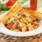 Recipe Friday: The Jambalaya at Voodoo Daddy's Steam Kitchen