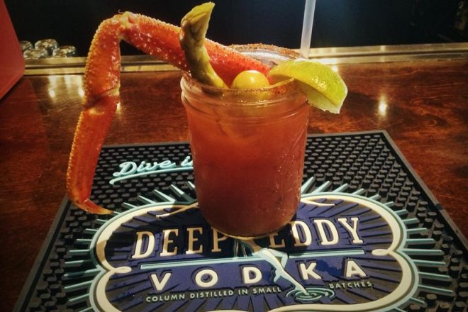 Happy Hour: Angry Crab Shack