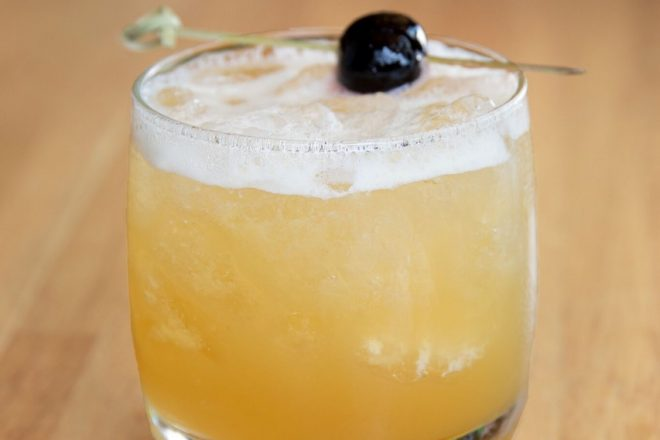 Recipe Friday: The Apple Gold Rush from True Food Kitchen