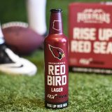 Four Peaks Partners with Arizona Cardinals to Release Red Bird Lager