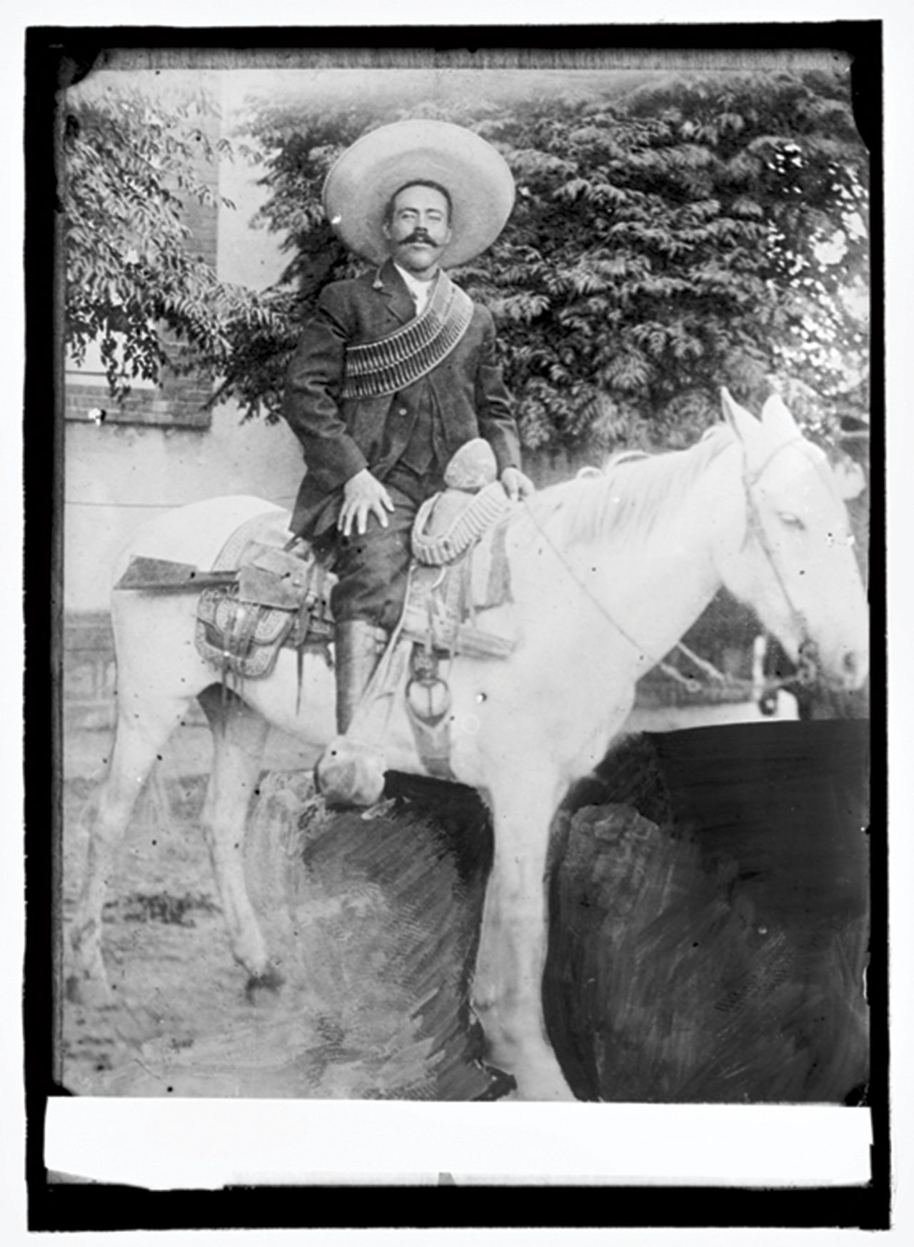 Pancho Villa, circa 1908-1919; Photo courtesy Library of Congress