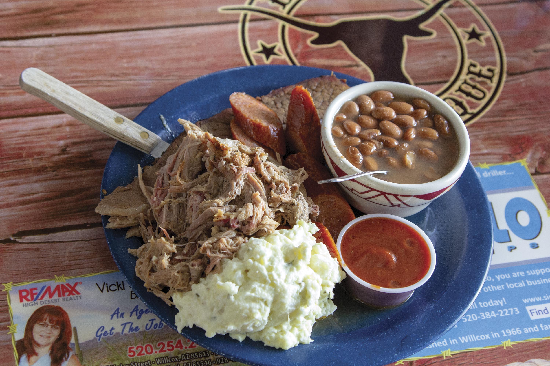 Big Tex BBQ; Photo by Leah LeMoine