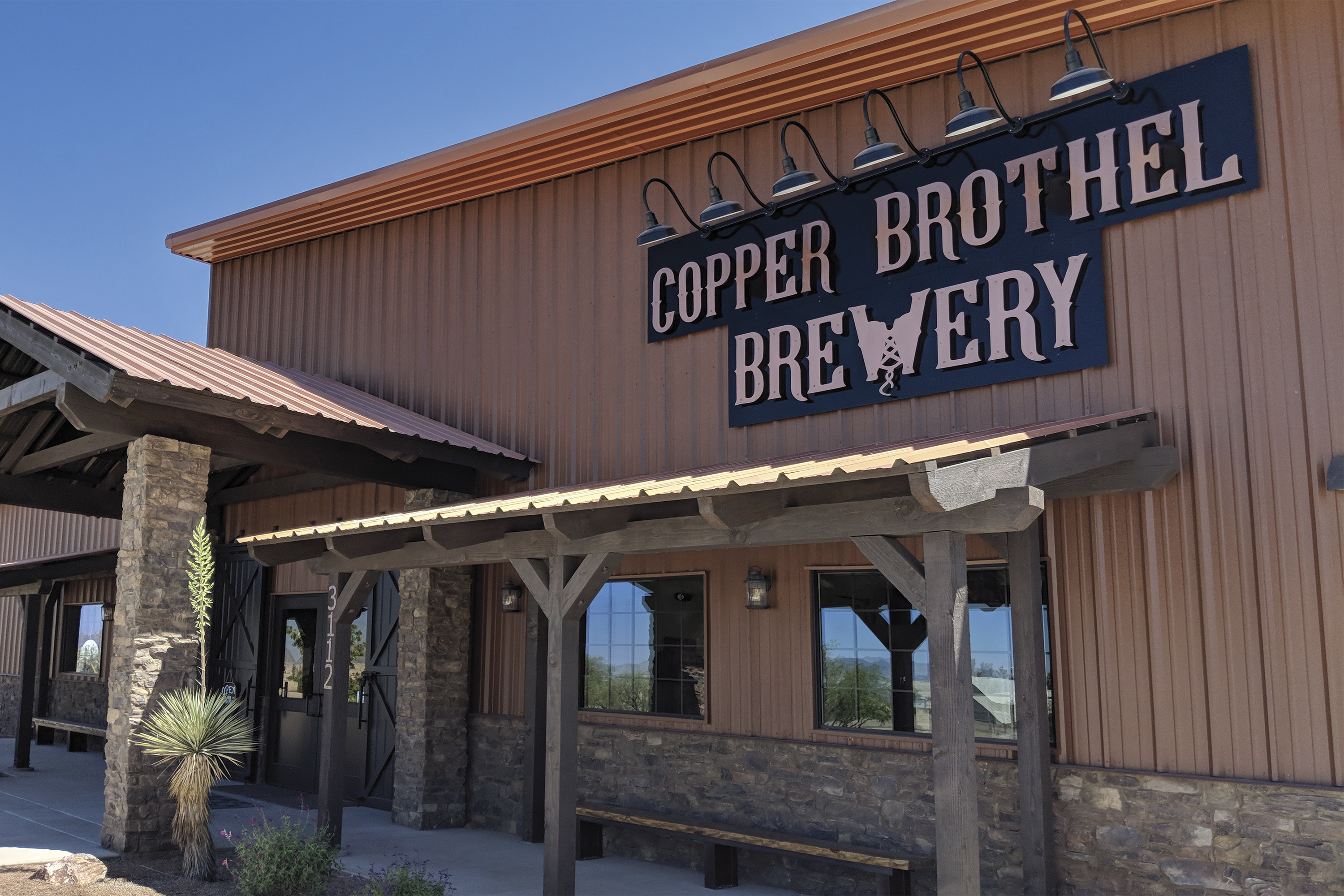 Copper Brothel Brewery; Photo courtesy Copper Brothel Brewery