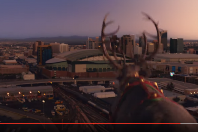 Downtown Phoenix Featured in New Disney Film