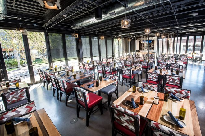 Match Restaurant and Lounge Hosts Willy Wonka-Themed Dinner Pairing