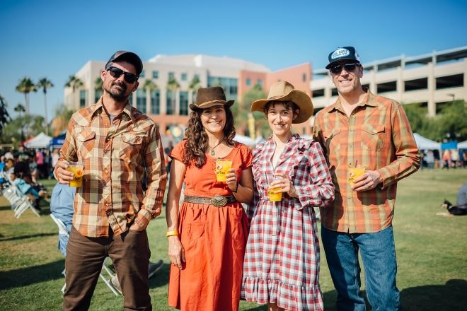 Celebrate Fall at the 4th Annual Arizona Harvest Fest