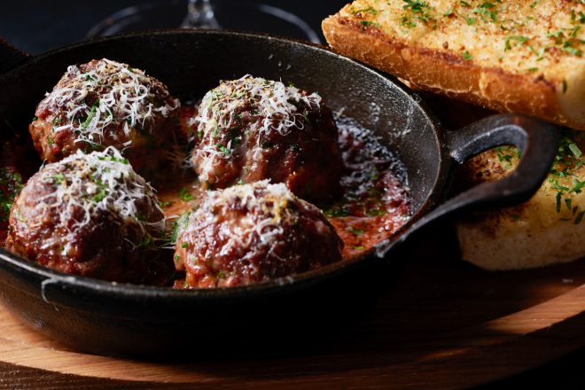 Recipe Friday: The Dry-Aged Meatballs from Maple & Ash