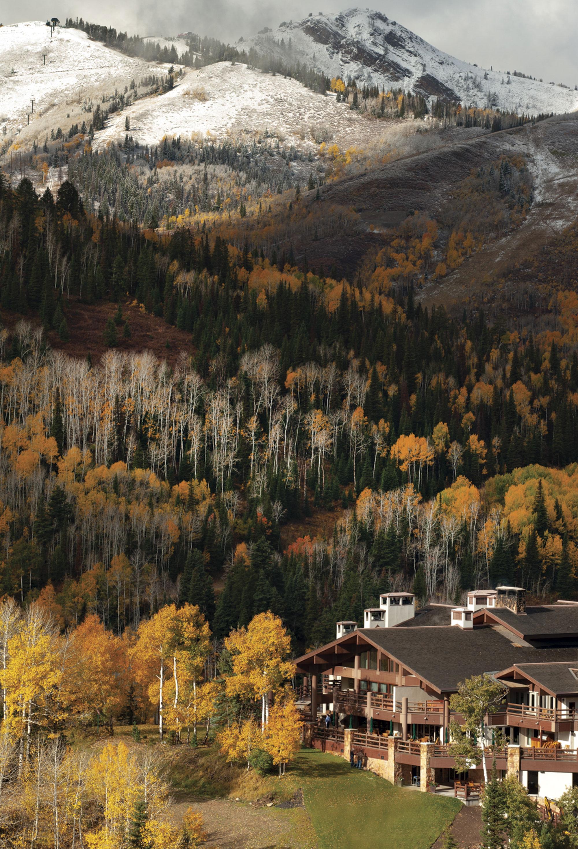 Bald Mountain; Photo courtesy J Public Relations