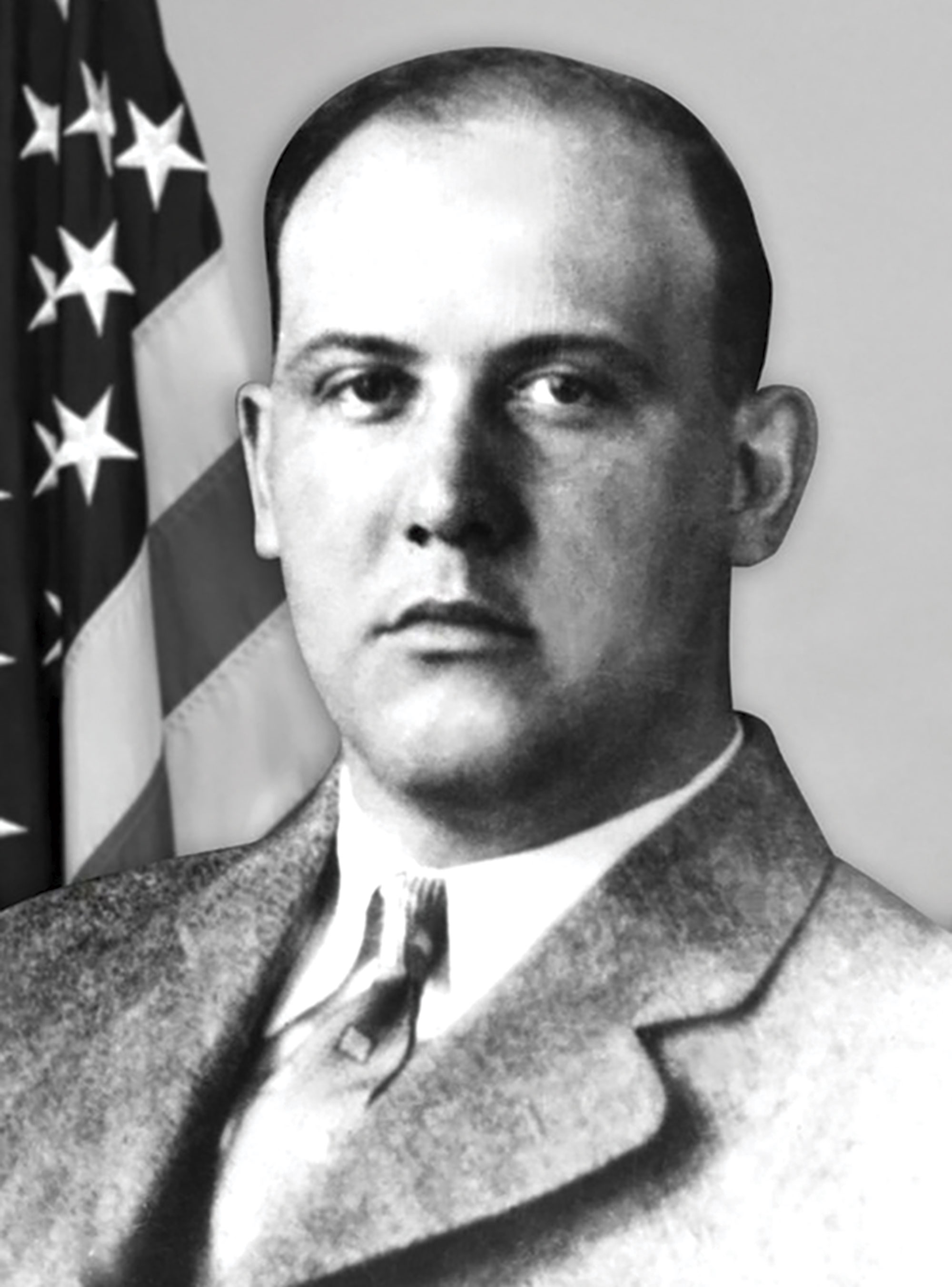 Paul E. Reynolds; Photo courtesy fbi.gov