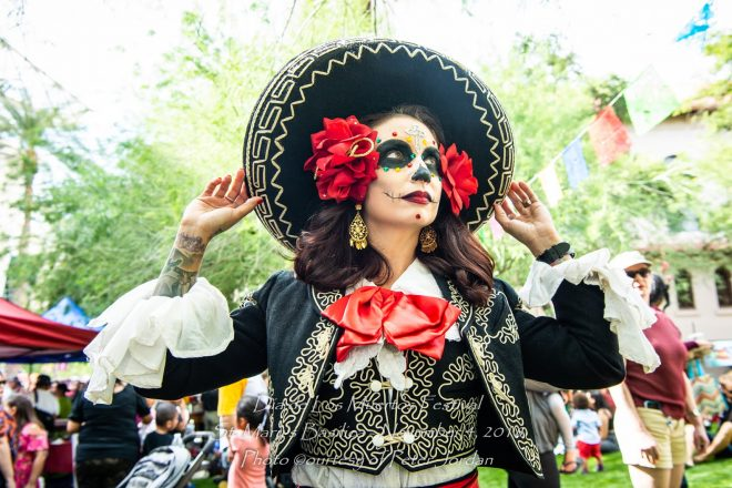 Dia de los Muertos Festival Returns to Downtown Phoenix