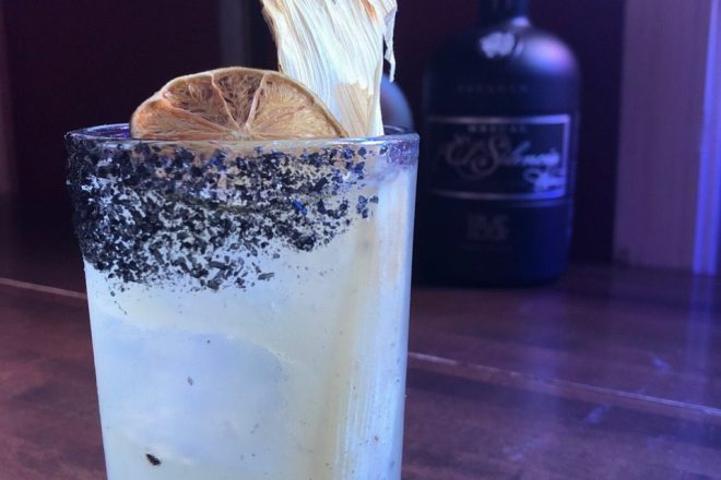 Recipe Friday: The Ashes to Ashes Cocktail from Taco Guild