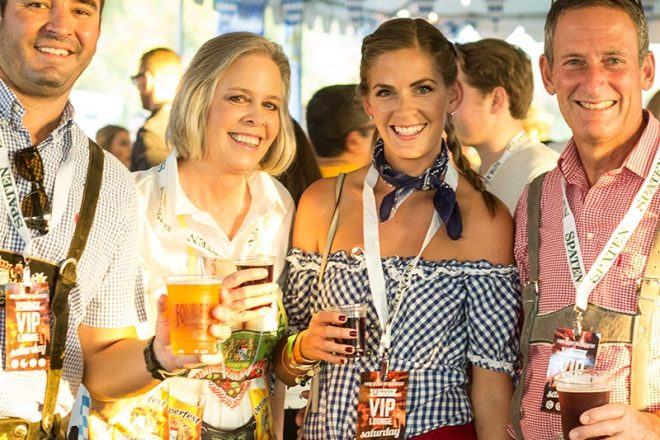 4 Things to Do at Four Peaks Oktoberfest