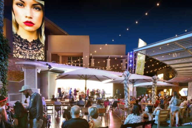 New Law Allows Shoppers to Sip and Stroll with Alcoholic Beverages at Desert Ridge Marketplace