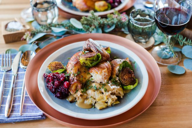 Recipe Friday: The Rosemary Stuffing from Doughbird