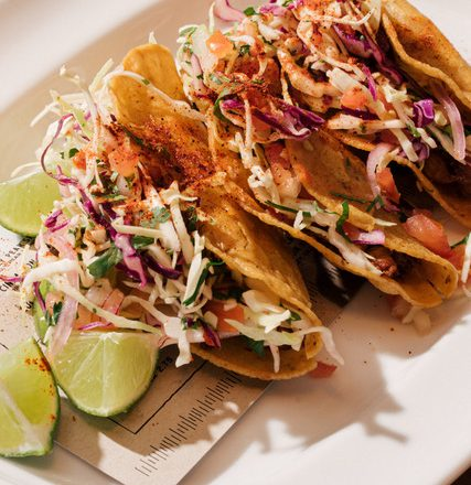 Recipe Friday: The Potato Tacos from Ghost Ranch Modern Southwest Cuisine