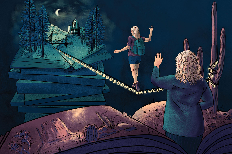 Illustration by Jess Suttner