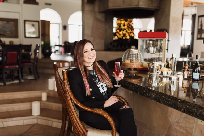 """Shot of Whiskey"" Singer Chelsea Bain Shares Her Favorite Holiday Cocktails"