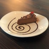 Recipe Friday: The Hazelnut Chocolate Pudding Pie from The Giving Tree Café