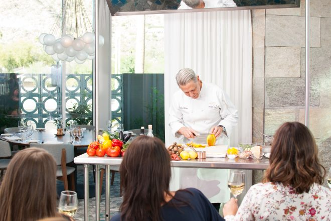 Food for Thought: Mountain Shadows Resort Launches Cooking Demo Series