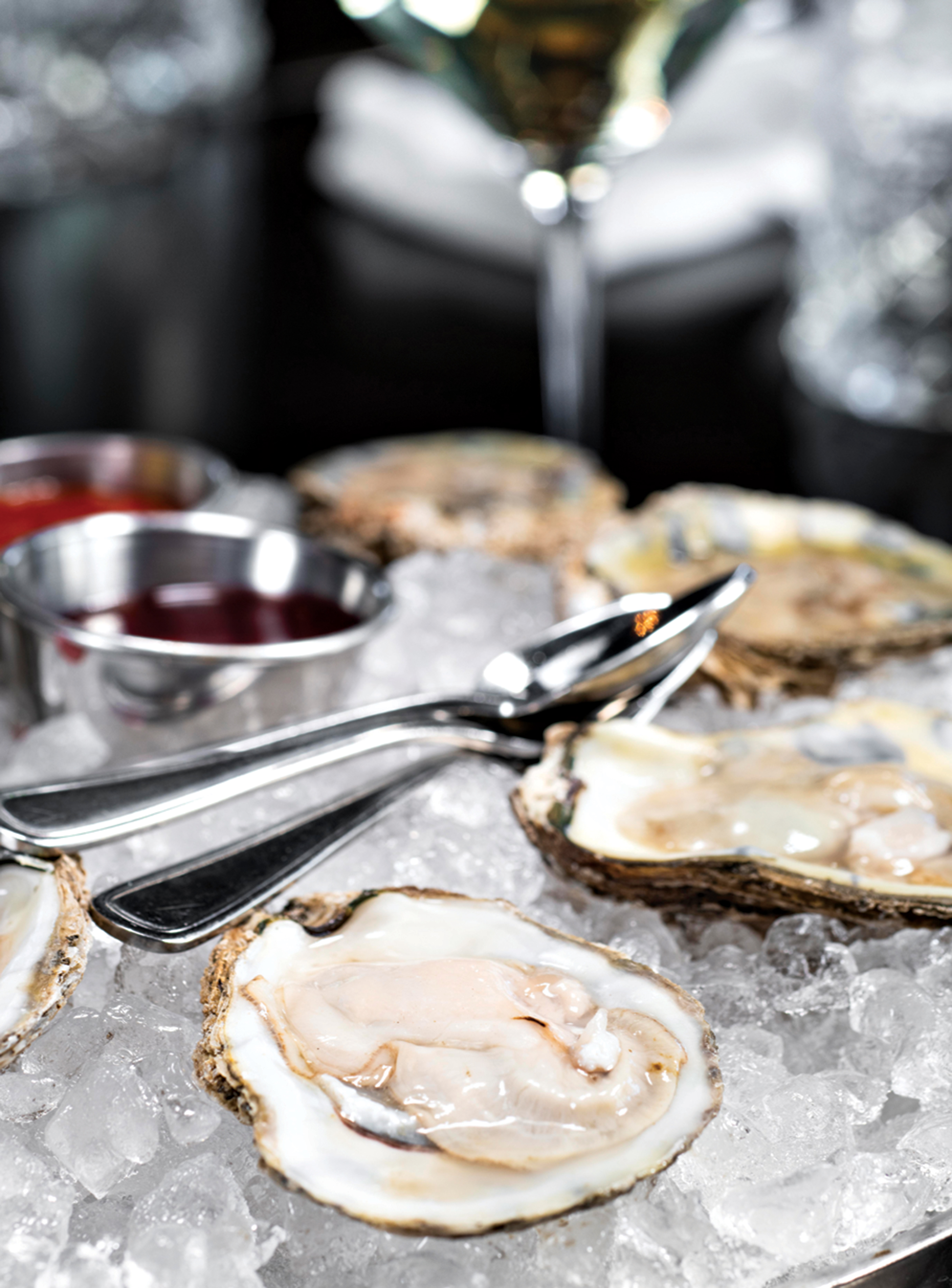 MODERN Oysterbar Chophouse; Photo by Rob Ballard
