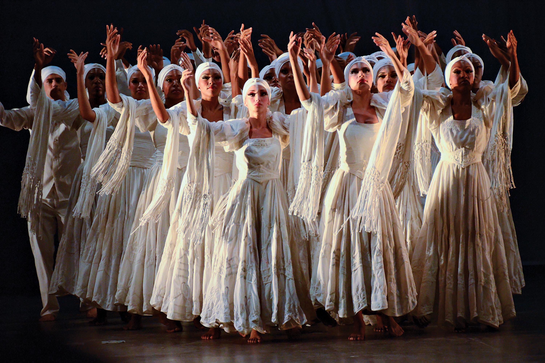 Ballet Folklórico Nacional de Cuba; Photo by Rick Giase