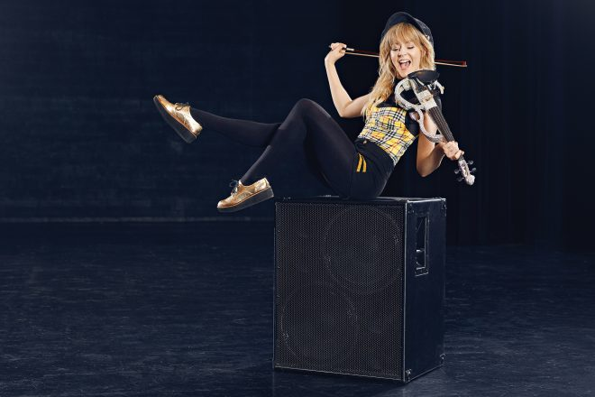 Spotlight: Lindsey Stirling