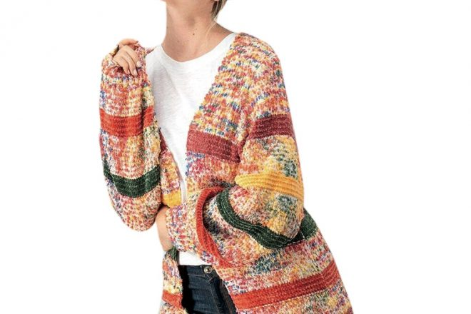 Bundle Up with a Cardigan from Bunky Boutique