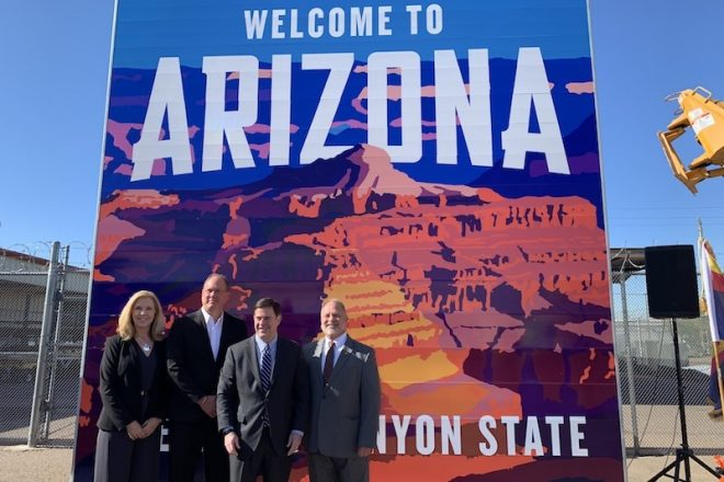 New 'Welcome to Arizona' Signs Will Greet Drivers in 2020