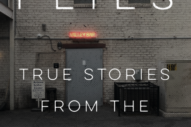 Local Storytelling Series Bar Flies is Releasing a Book