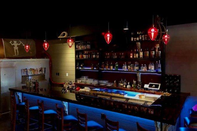 Marauders is a New Pirate-Themed Bar and Restaurant in Tempe