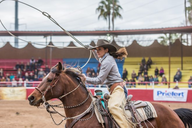 Women-Led Rodeo Competition Returns to the Valley