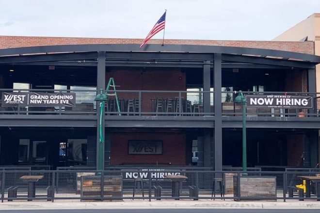 12 West Brewing Comes to Downtown Mesa