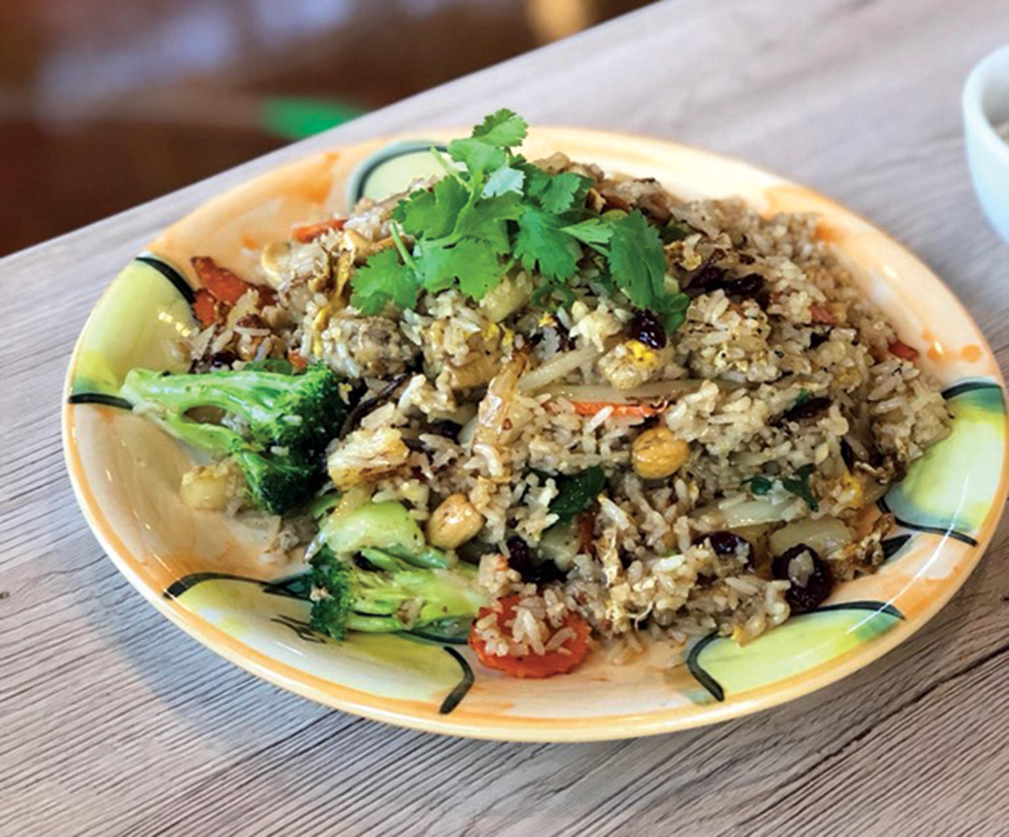 Fresh & Natural Thai Kitchen; Photo courtesy Madison Rutherford