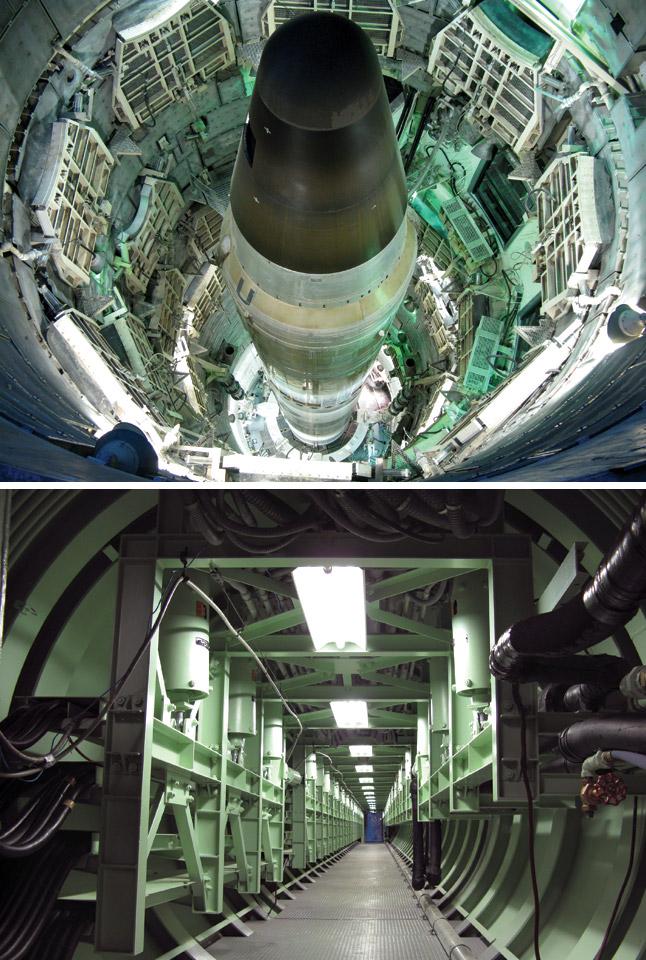Photo courtesy Titan Missile Museum