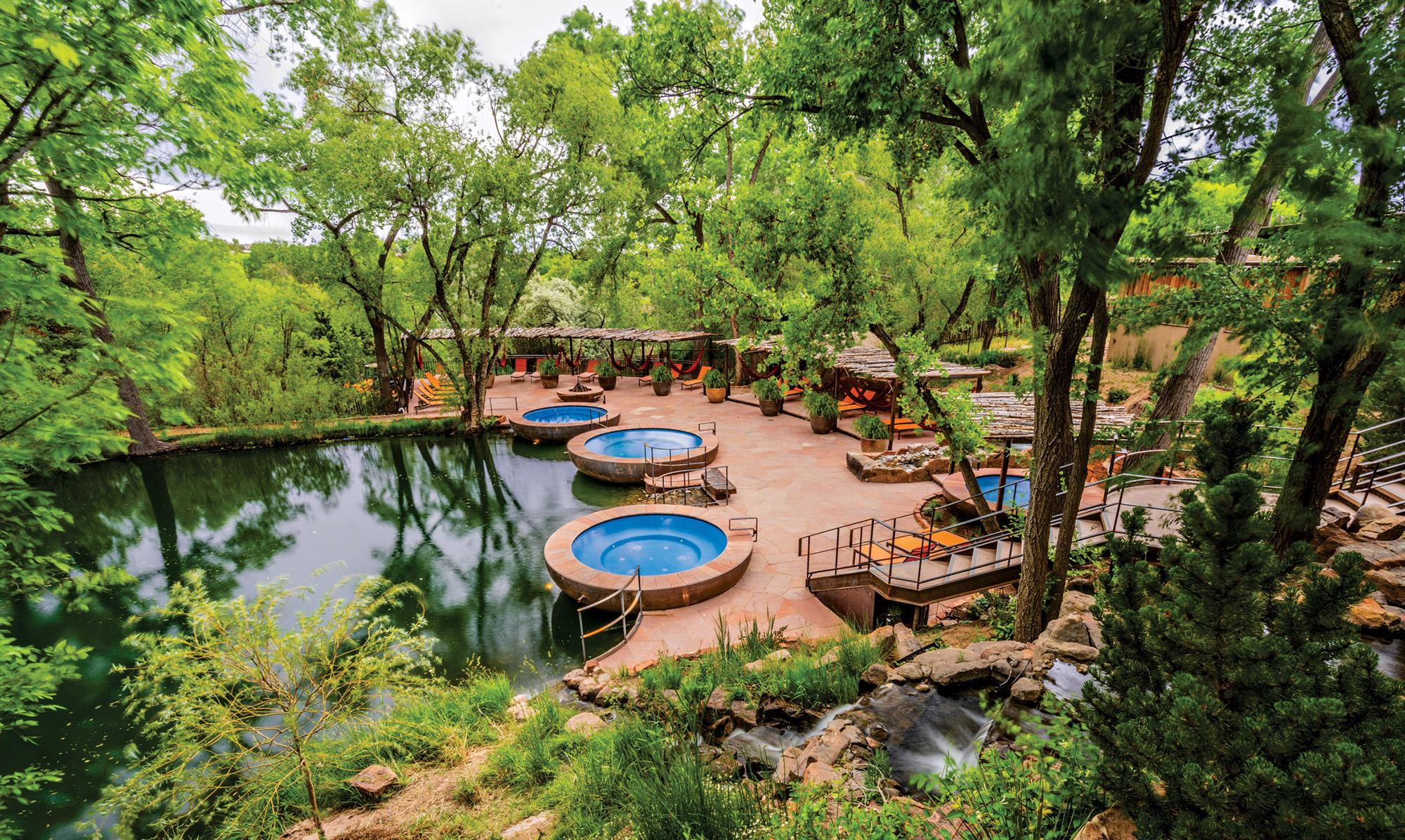 Photo courtesy Sunrise Springs: An Ojo Spa Resort