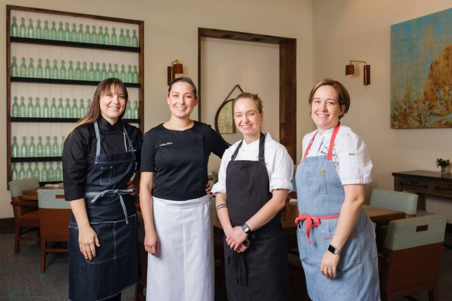 Female-Driven Dining Series Debuts at The Phoenician
