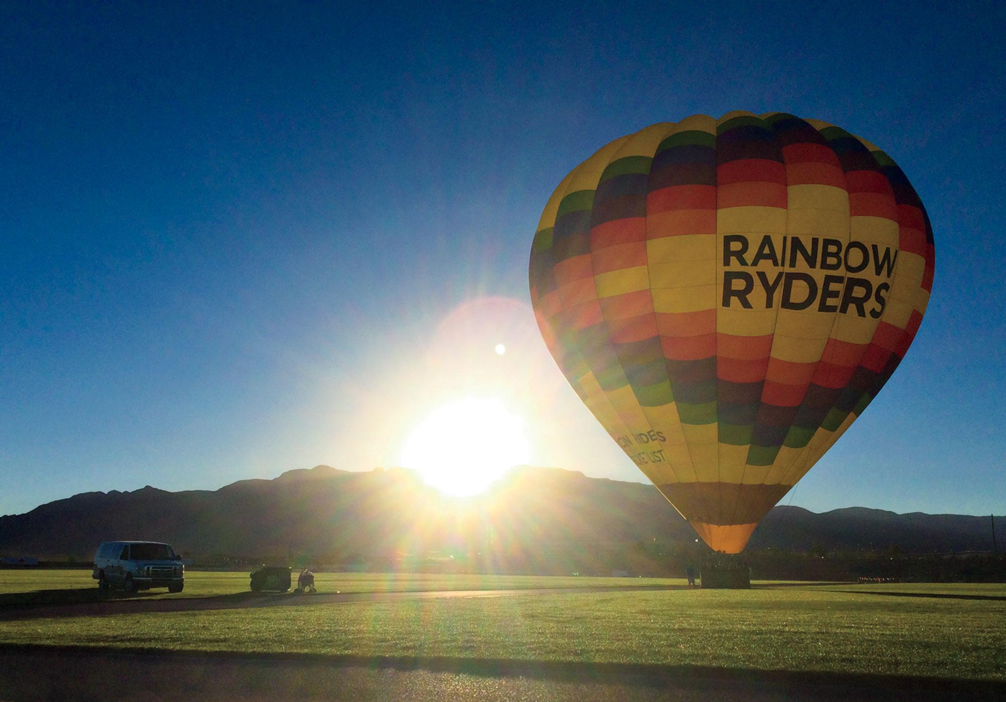 Photo courtesy Rainbow Ryders
