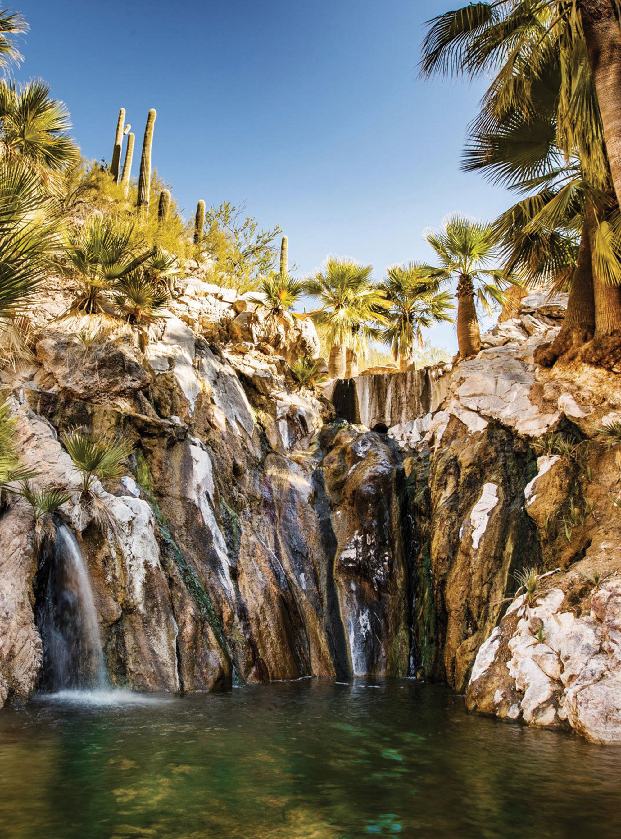 Photo courtesy Castle Hot Springs