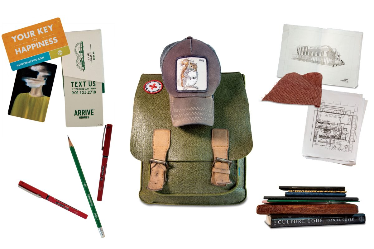 What's in Your Backpack? With Chris Pardo