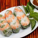 Recipe Friday: The Shrimp Spring Rolls from Tea Light Café