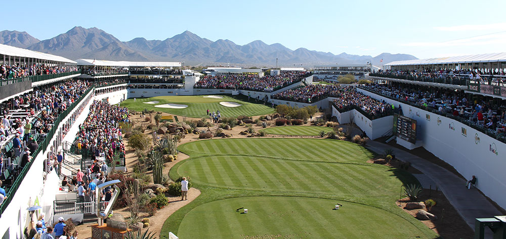 M Culinary Concepts has been serving up delicious food and beverage at the Waste Management Phoenix Open for 20 years.