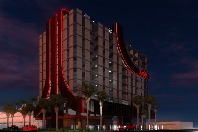 Game Plan: First Atari Hotel Coming to Phoenix