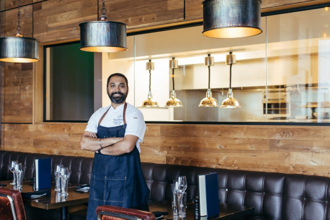 Blue Hound Launches New Cooking Series with Chef Dushyant Singh
