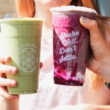 Recipe Friday: The Mint Chip Smoothie from Kaleidoscope Juice