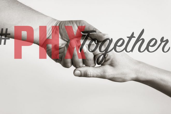 #PHXTogether