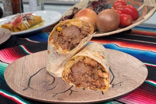 Recipe Friday: The Barbacoa Burrito from Ghost Ranch