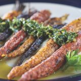 Veg Out: Wood-Oven Carrots