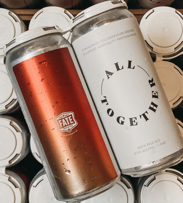 Fate Brewing All Together IPA